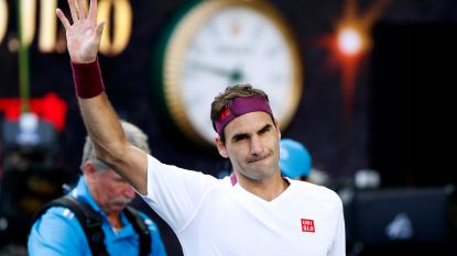 """Federer: """"Hét moment voor fusie tussen ATP en WTA"""""""