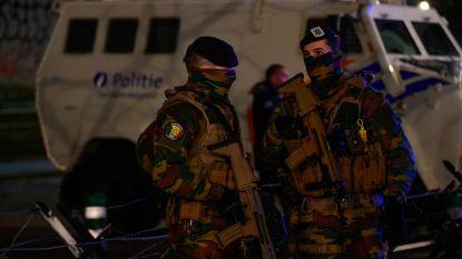 IN BEELD: Zo zwaar zijn de veiligheidsmaatregelen voor de komst van Abdeslam in Brussel