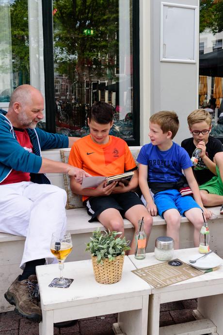 Amersfoort zesde duurste terrasstad