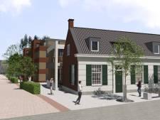 Van Goghconvenant bijt bouwplan appartementencomplex Zundert