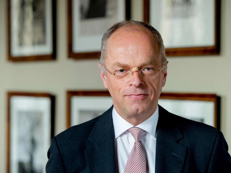 Jan Anthonie Bruijn, VVD. Beeld anp