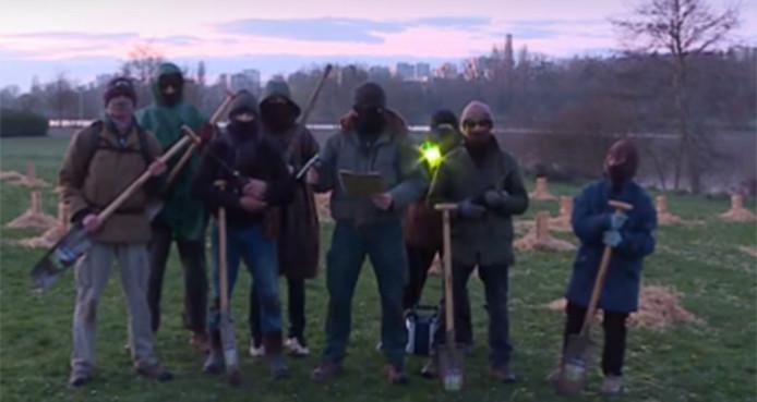 Le groupe Plantation Rebellion à Dijon.
