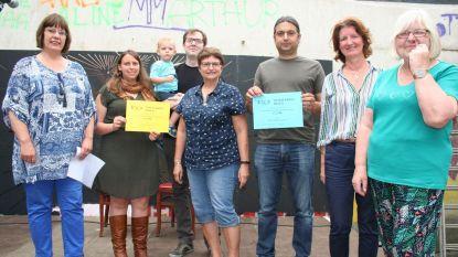 Toneelkring Thalia steunt parochiecentrum