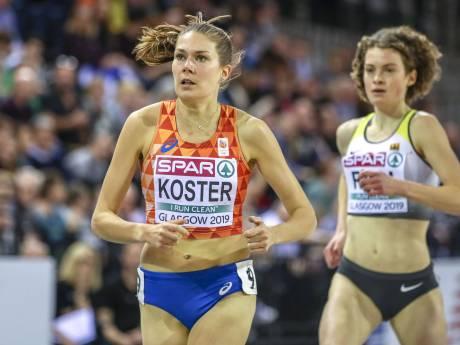 Atlete Koster na 14 jaar weg bij coach: 'Het is tijd voor verandering'