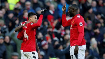 MULTILIVE: Invaller Lingard brengt Manchester United op voorsprong - Lukaku zet scheve situatie Man United tegen Chelsea recht met goal en assist
