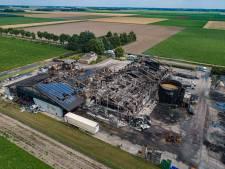 Familie van fruitverwerkingsbedrijf Marknesse zit niet bij de pakken neer na verwoestende brand
