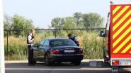 Grote zoekactie naar twee 'verdachte' inzittenden uit Jaguar aan gevangenis