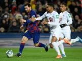 Benauwde zege Barça bij debuut coach Setién