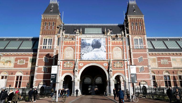 Het Rijksmuseum Beeld anp