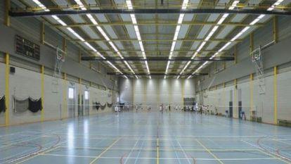 Sporthal Schiervelde krijgt energiezuinige verlichting