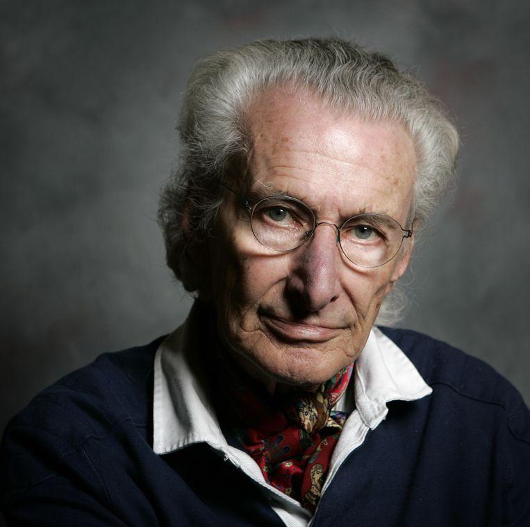 Harry Mulisch overleed op 83-jarige leeftijd Beeld ap