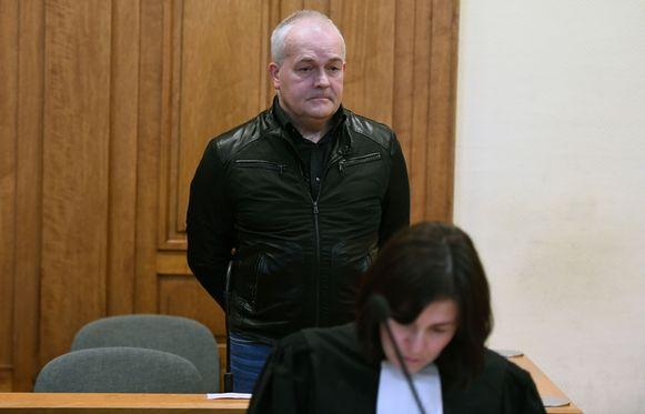 Paul Bloemen kreeg te horen dat hij 15 jaar de cel in moet.