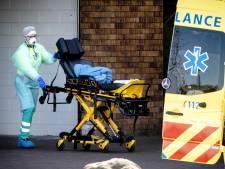 Aantal coronapatiënten in Brabantse ziekenhuizen in acht dagen ruim verdubbeld: 'Waakzaamheid is geboden'