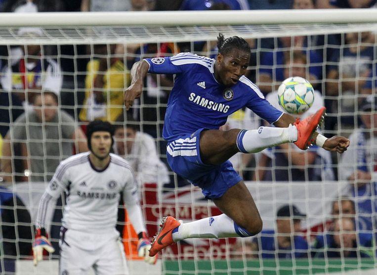 Didier Drogba. Beeld null