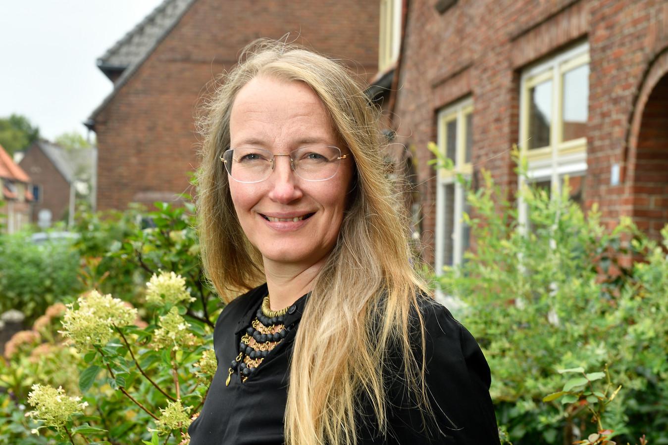 Caroline Nijland werd uitgeroepen tot Corporate Global Woman 2020.