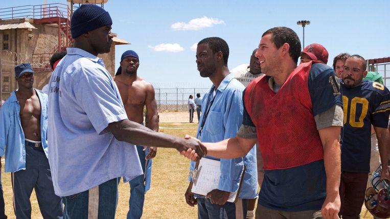'The Longest Yard' Beeld Netflix