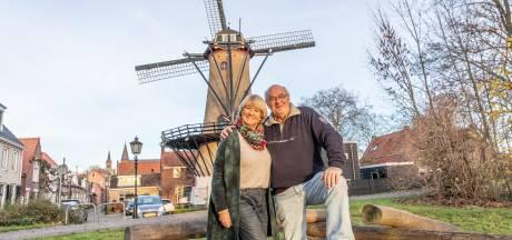 Te koop: molen in hartje Tholen