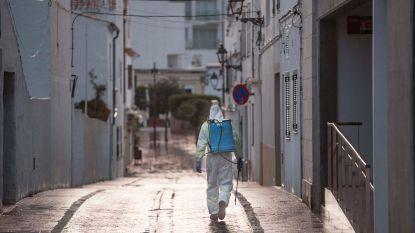 832 sterfgevallen in Spanje door coronavirus, piek nog niet bereikt