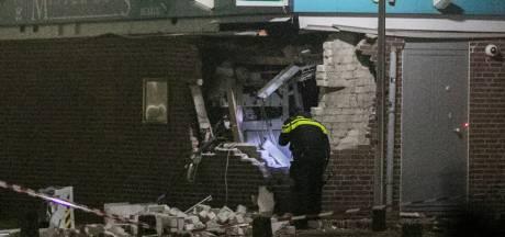 Pinautomaat opgeblazen bij plofkraak in Nijmeegse wijk Malvert: grote schade