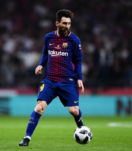 Messi is Ronaldo voorbij als best betaalde voetballer