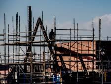 Vraag naar bouwvakkers blijft groot