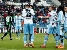 Lazio kent weinig moeite met Sassuolo