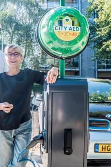 Geen levensreddende AED's op elektrische laadpalen in De Bilt