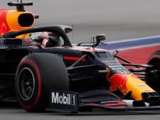 Verstappen stunt met tweede plaats in Rusland, pole voor Hamilton