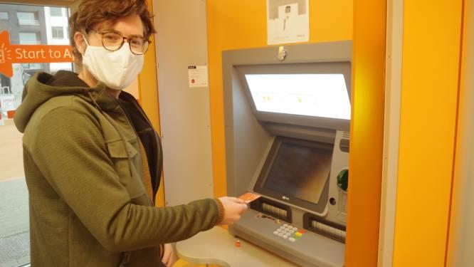 Bankautomaat Zelzate-West komt dichterbij