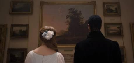 Conservator Dordrechts Museum ontdekt 'fout' in schilderij in hitserie Bridgerton