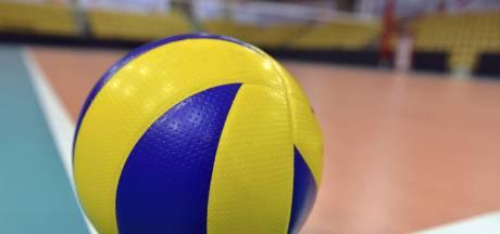 Volleybalsters Activia hebben weekeinde verplicht vrij na coronabesmetting
