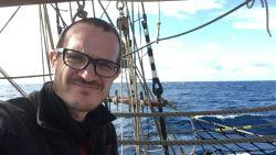 """Gentenaar Christiaan dobberde 5 maanden rond op zee: """"Met veertien op een zeilboot, dan heb je niet veel meer plaats dan een eigen bed"""""""