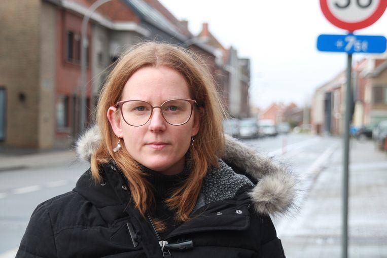 Cynthia Buyse van vzw Even Zeer.