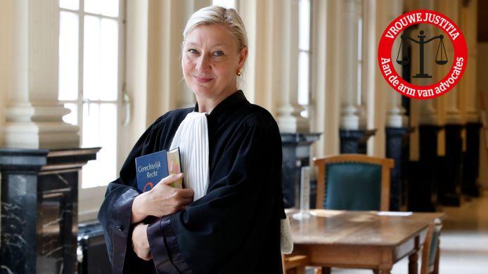 Advocate Griet Cudde