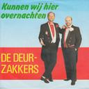 Het hoesje van de single 'Kunnen wij hier overnachten?' uit 1988.