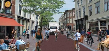 Herinrichting straten Utrechtse binnenstad loopt vertraging op door coronacrisis