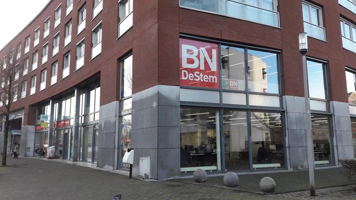 Het kantoor van BN DeStem aan de Markendaalseweg in Breda.