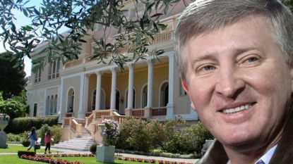Villa van 200 miljoen euro die ooit buitenverblijf was van Leopold II verkocht aan miljardair uit Oekraïne