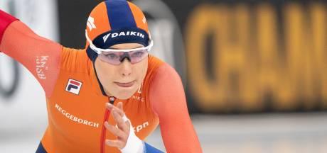 Podium ver weg voor Leerdam, Kodaira wint tweede 500 meter