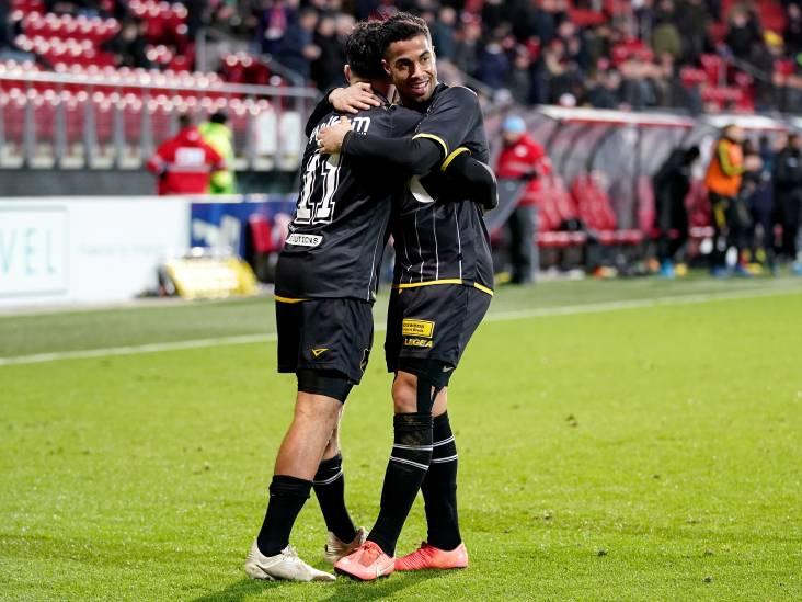 LIVE   Azzagari vervangt Van Anholt in basiself NAC, Jong Ajax heeft beschikking over Mazraoui