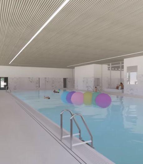 Lichte vertraging bij bouw nieuw zwembad Rijssen