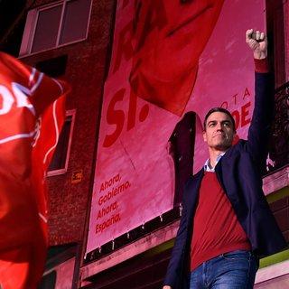 Spanje valt op minstens drie manieren uit elkaar
