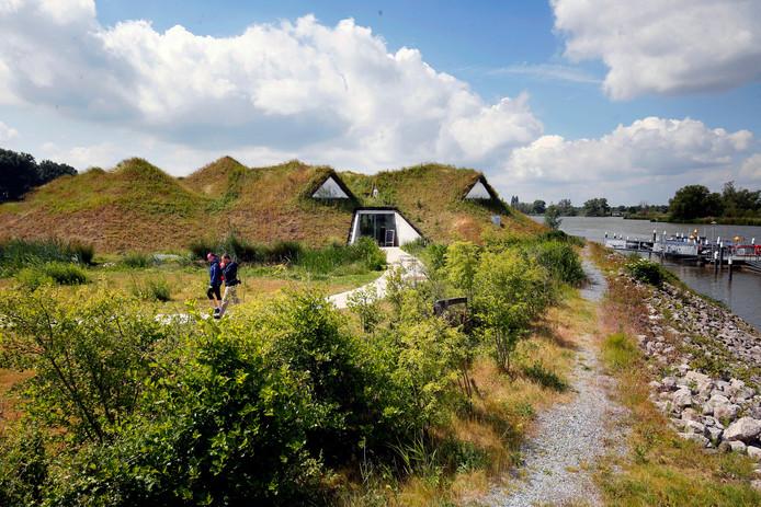Het Biesbosch MuseumEiland in Werkendam trok het afgelopen jaar ruim 53.000 bezoekers. Dat zijn er iets minder dan het jaar ervoor