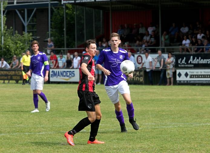 SC Helmondia won vandaag met 3-0 van SSE en speelt volgende week de finale tegen RKSVO.