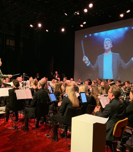 Maestro 2019 in Heusden: met een trillende baton Dancing Queen dirigeren