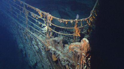 De Titanic is straks voorgoed verdwenen: dat hebben we te danken aan deze metaalvretende bacterie