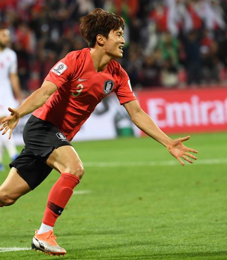 Zuid-Korea na verlenging naar kwartfinales Azië Cup