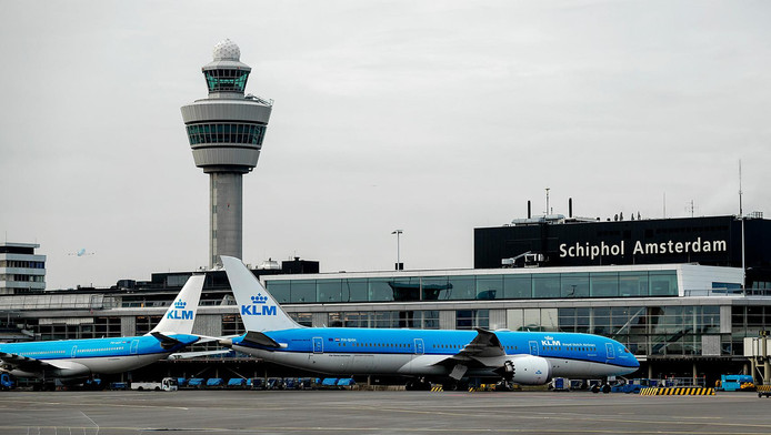 Schiphol.