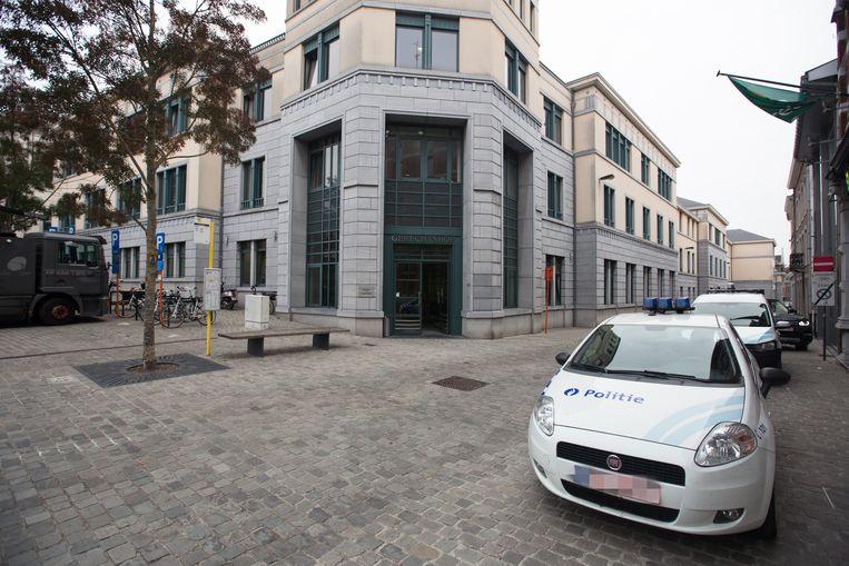 De rechtbank in Tongeren.