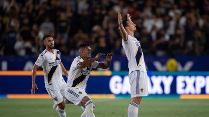 De grote 'Ibracadabra'-show: Zlatan beslist derby van Los Angeles met hattrick